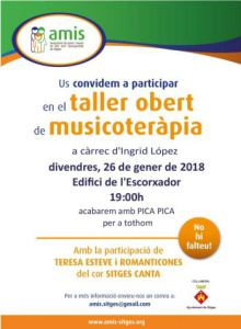 Musicoterapia Sitges